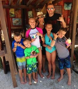 Martineau Family Hawaii
